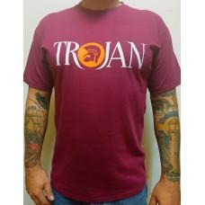 triko Trojan - oxblood